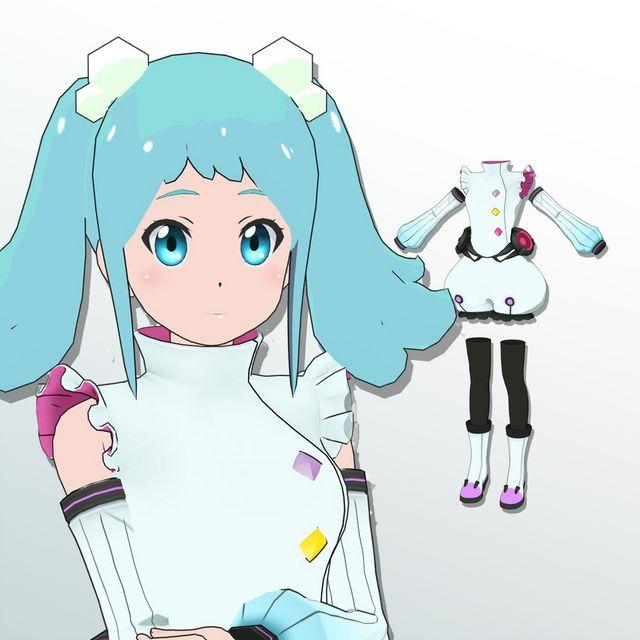 なりきり衣装セット Type:初音ミク MLG2020衣装