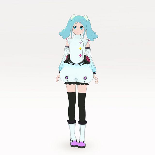 なりきり衣装セット Type:初音ミク MLG2020衣装_1