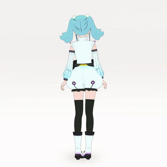 なりきり衣装セット Type:初音ミク MLG2020衣装_2