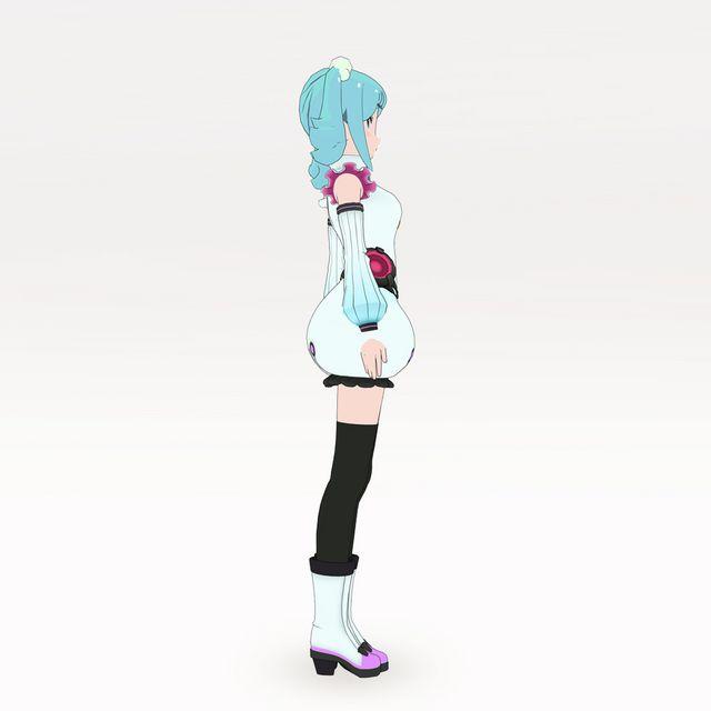 なりきり衣装セット Type:初音ミク MLG2020衣装_3