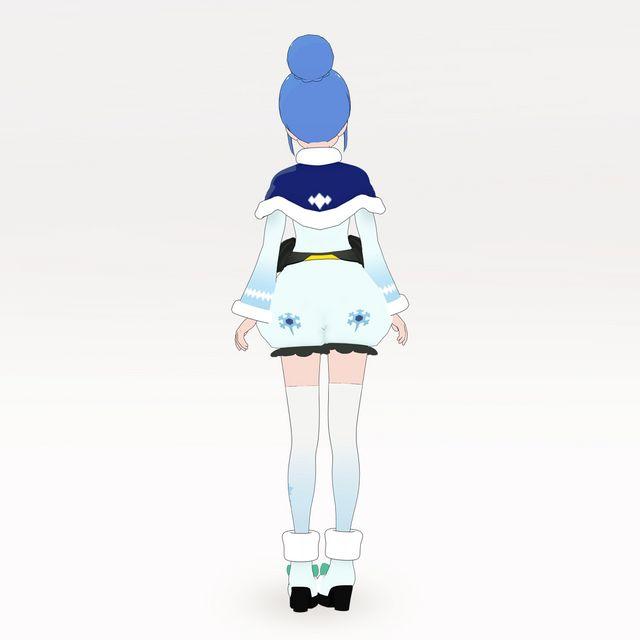 なりきり衣装セット Type:初音ミク MIKU LAND β Snow World 2021衣装_2