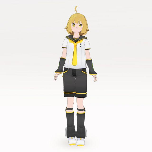 なりきり衣装セット Type:鏡音レン_1