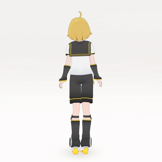 なりきり衣装セット Type:鏡音レン_2