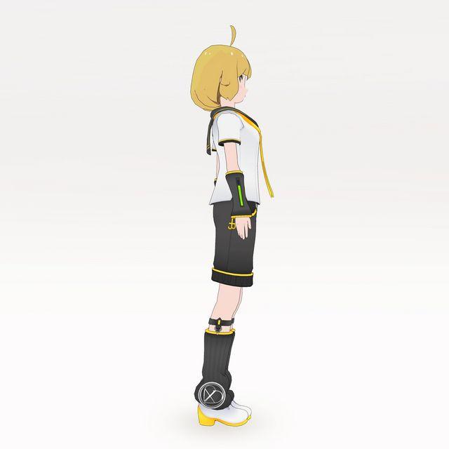 なりきり衣装セット Type:鏡音レン_3