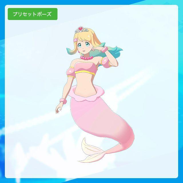 人魚姫 マーシャ_1