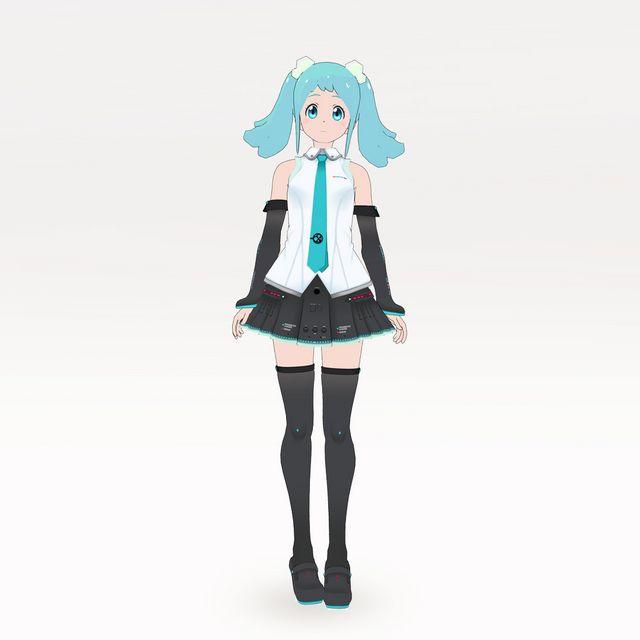 なりきり衣装セット Type:初音ミク_1