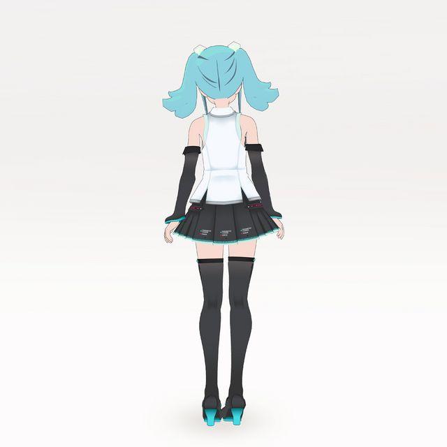 なりきり衣装セット Type:初音ミク_2