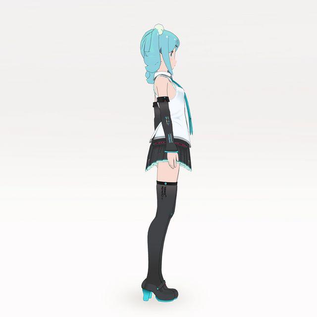 なりきり衣装セット Type:初音ミク_3