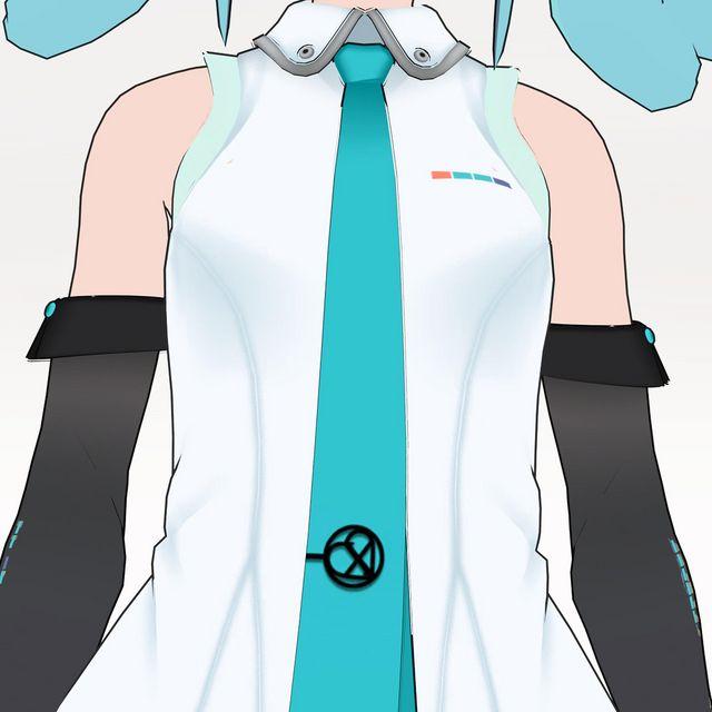 なりきり衣装セット Type:初音ミク_4